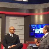 Chiropractor Dr Maysonet on telemundo interview