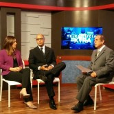 Chiropractor Dr Maysonet on telemundo interview 5