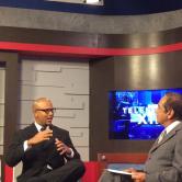 Chiropractor Dr Maysonet on telemundo interview 2