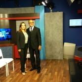 Chiropractor Dr Maysonet on telemundo interview 4